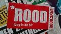 ROOD jong in de SP sticker, Groningen (2019).jpg