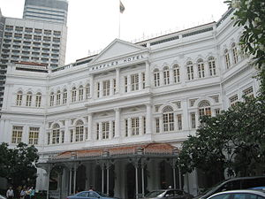 Regent Alfred John Bidwell - Raffles Hotel