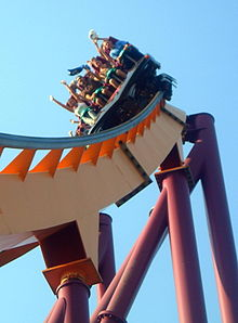 Added In 1999 Raging Bull Is Still The Parks Tallest Fastest And Longest Roller Coaster