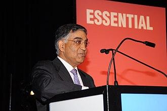 Rajiv L. Gupta - Gupta in 2011
