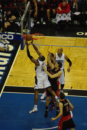 Andrea Bargnani - Bargnani averaged nearly 20 points and 1.3 blocks a game in the second half of the 2008–09 season