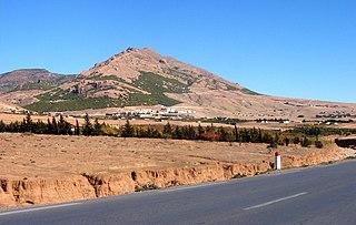 Aurès Natural region in Algeria