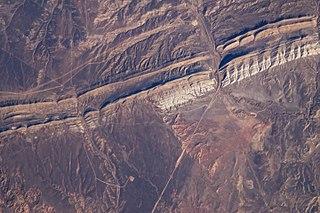 Raven Ridge hill in Utah, United States of America