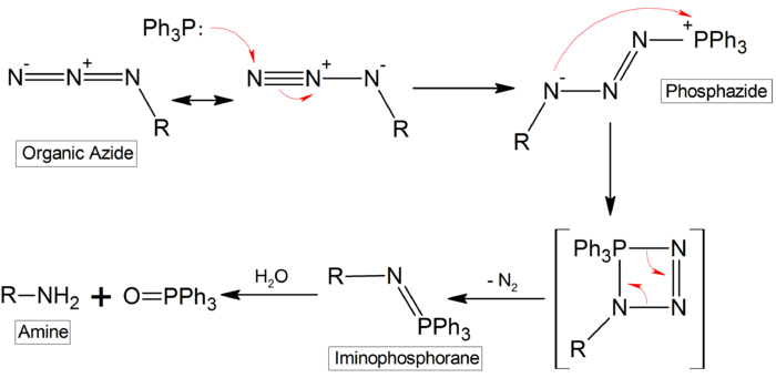 Reaction mechanism of Staudinger reaction.png
