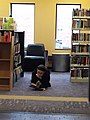 Reading in Teen at Oshtemo (13879198165).jpg