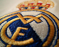 Real Madrid C.F. emblem