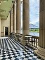 Rear terrace of Customs House, Brisbane, Queensland.jpg