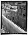 Rear view, southeast - Hickman Outlet Building, 200 Block of Clinton Street, Hickman, Fulton County, KY HABS KY-282-3.tif