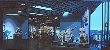 Museo de Reproducciones y D. Manuel Balsa  1999