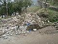 Reconstruction work at Kangra Fort.JPG