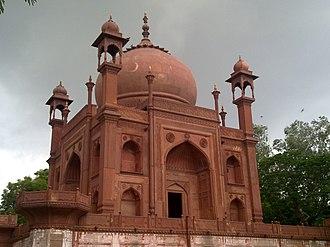 John Hessing - Red Taj, Tomb of John Hessing