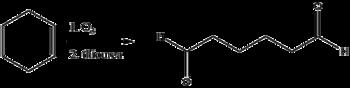 giảm phân cắt của sản phẩm từ ozonolysis