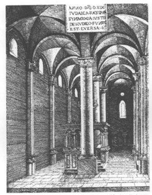 Regensburg Synagogue - Image: Regensburg 2