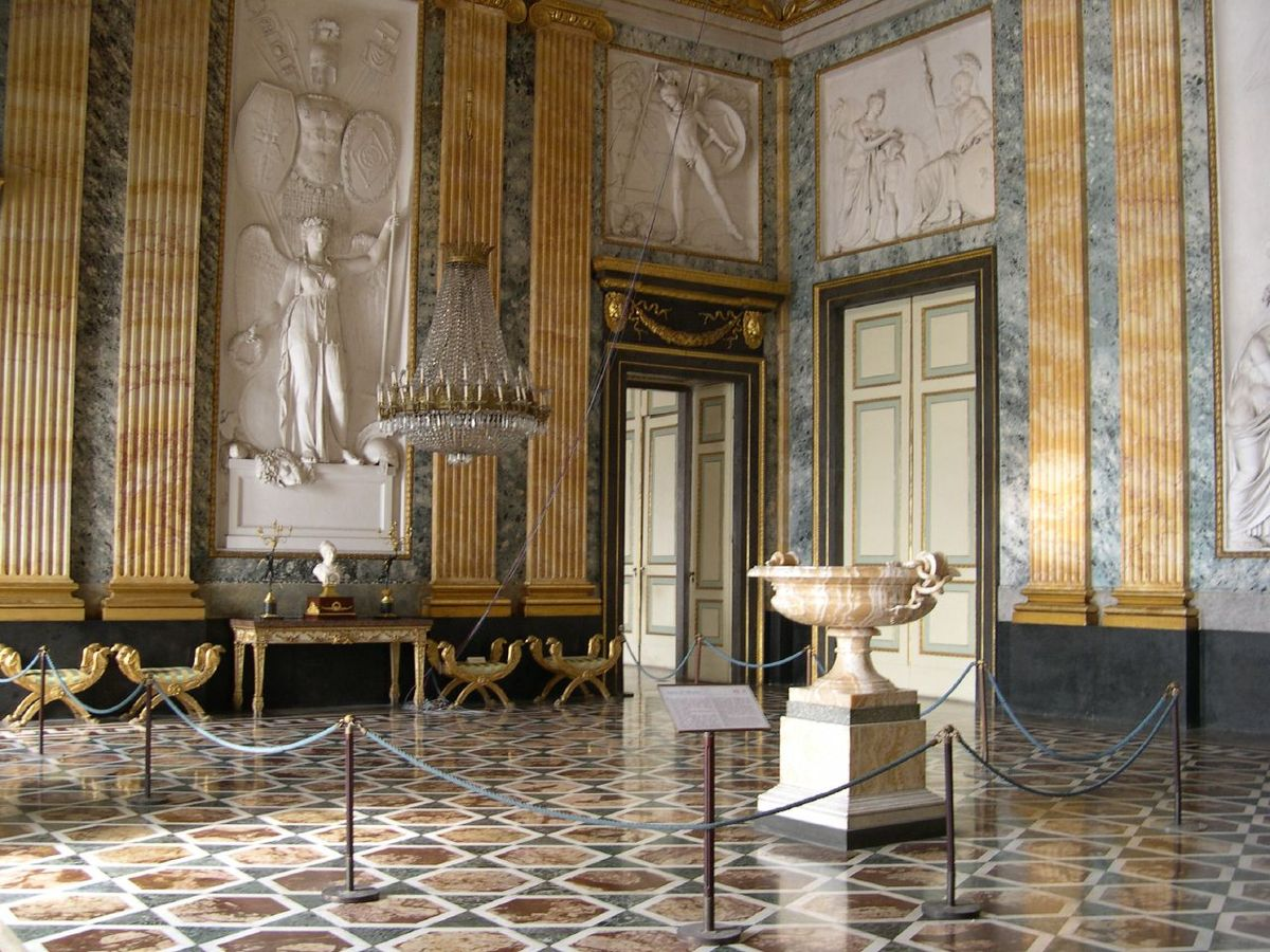 Italian Neoclassical Interior Design Wikipedia