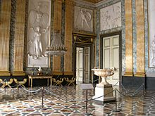 One Of The Neoclassical Rooms Palace Caserta