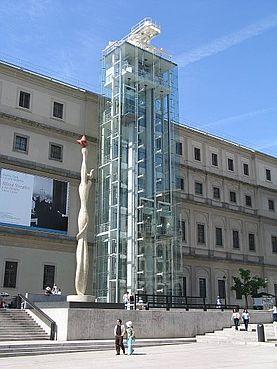 Museo reina sof a wikipedia - Museo nacional centro de arte reina sofia ...