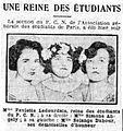 Reine des étudiants 1925.jpg