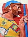 Rekonstruction Aristion warrior by Aristokles - Estela de Aristión (detalle).jpg