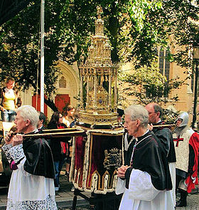Image illustrative de l'article Procession du Saint-Sang