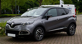 Image illustrative de l'article Renault Captur