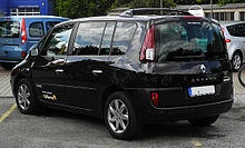 renault espace iv wikip dia. Black Bedroom Furniture Sets. Home Design Ideas