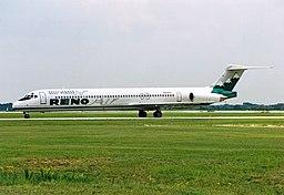 Reno Air N823RA