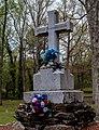 Resaca confederate cemetery grave.jpg