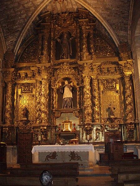 File:Retablo de Santo Martino--San Isidoro de León.JPG