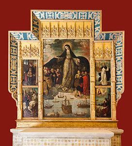 """""""Virgen de los Mareantes, Sevilla"""""""