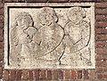 Reusel Relief treurende vrouwen Begraafplaats.jpg