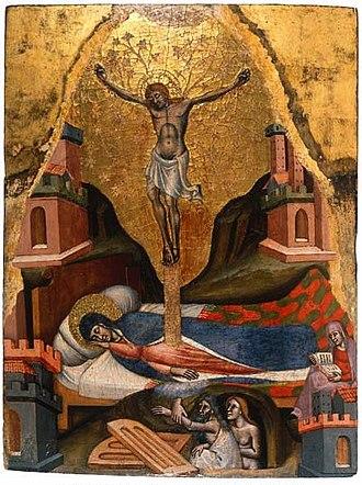 Simone dei Crocifissi - Dream of the Virgin