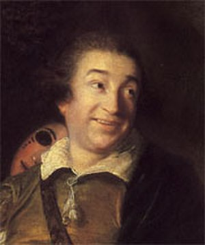 Every Man in His Humour - Portrait of David Garrick as Kitely by Joshua Reynolds.