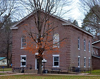 Reynolds County, Missouri - Image: Reynolds County Missouri Courthouse 20150101 078