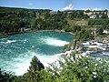 Rhine falls.german swiss border - panoramio.jpg