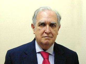 2013 Argentine legislative election - Image: Ricardo Gil Lavedra Diputados