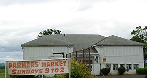Rickreall, Oregon - Rickreall Grange