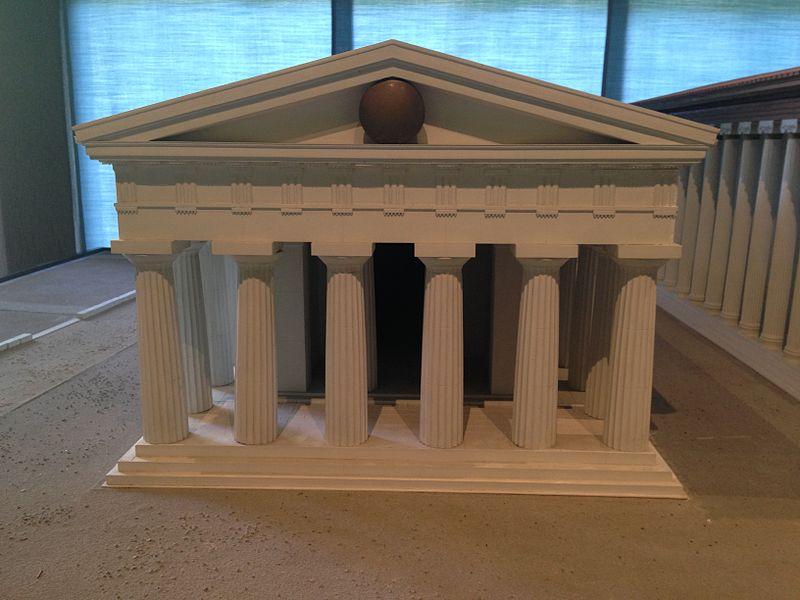 File:Ricostruzione tempio di Athena.JPG