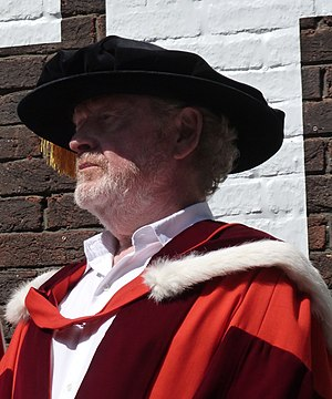 Ridley Scott - Sir Ridley Scott, Honorary Doctor, at the Royal College of Art, July 2015