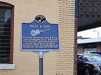 RileyBKingMississippiBluesTrailMarker.jpg