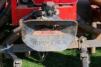 Ringfeder - A Ringfeder bolt coupling