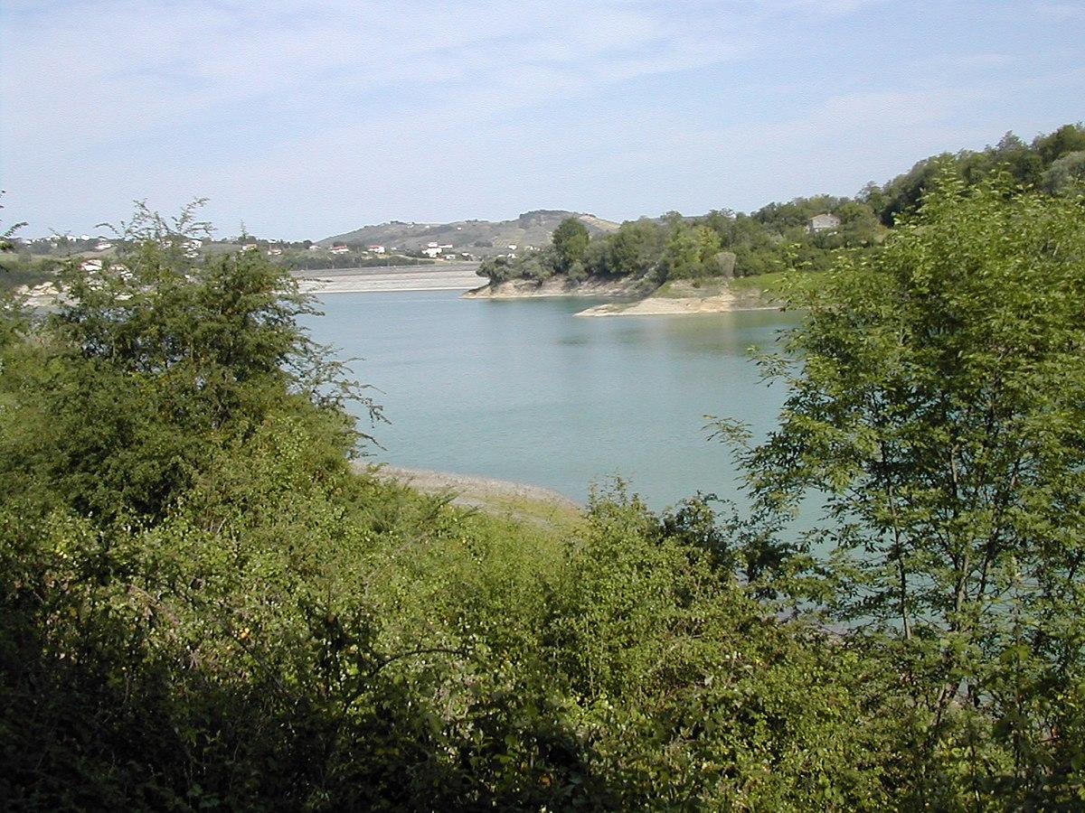 riserva naturale controllata lago di penne wikipedia