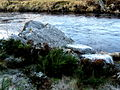 River Helmsdale and frozen lichen - geograph.org.uk - 1138846.jpg