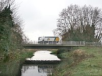 Road Bridge over the River Bain, Coningsby - geograph.org.uk - 106253.jpg