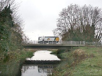 Coningsby - Bridge over the River Bain