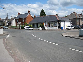 Milkwall Human settlement in England