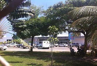 Juan Manuel Gálvez International Airport - Image: Roatan International Airport