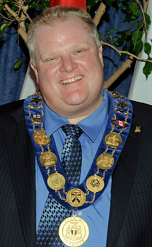 Rob Ford - Ford in 2011