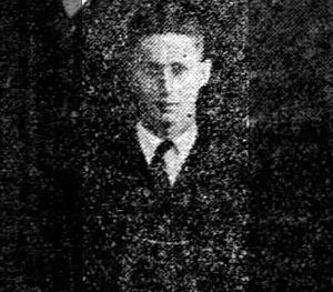Robert Schmertz (artist) - Image: Robert Schmertz, 1919