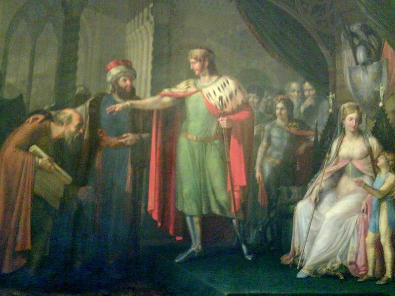 Roberto il Guiscardo e Costantino