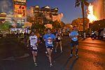 Rock 'n' Roll Las Vegas Marathon & 1-2 Marathon 2013 (10939809305).jpg